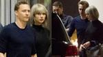 Taylor Swift - Tom Hiddleston hẹn hò ăn tối, nắm chặt tay nhau tình cảm