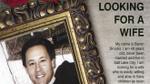 Mong tìm vợ cho con trai, người cha đăng quảng cáo gây bất ngờ