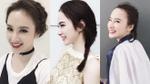Học lỏm 3 cách tết tóc đẹp như Angela Phương Trinh