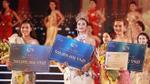 Người đẹp Trần Thị Thu Ngân đăng quang Hoa hậu Bản sắc Việt toàn cầu