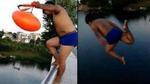 Thanh niên ngã dập phổi vì bắt chước vận động viên nhảy cầu Olympic
