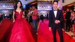 Johnny Trí Nguyễn âm thầm đến chúc mừng người yêu Nhung Kate trong phim mới