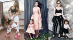 Điểm danh những cặp mẹ con có style thời trang xinh yêu nhất showbiz