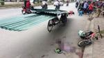 Vụ bé trai tử vong do tôn cứa cổ: Khởi tố người điều khiển xe xích lô