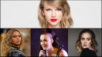 Choáng với thu nhập bằng cả Katy Perry - Beyoncé - Adele cộng lại của 'cá kiếm' Taylor Swift