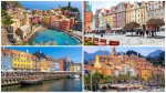 Không phải tranh vẽ, đây là 18 thành phố rực rỡ nhất thế giới
