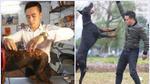 Chàng trai Hà Thành làm giàu nhờ trại chó Doberman