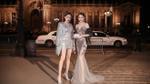 Lê Hà diện trang phục 300 triệu của NTK Công Trí, sánh đôi cùng Ngọc Duyên tại Victoria's Secret Show
