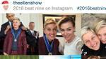 Trào lưu tìm 9 bức ảnh hot nhất trên Instagram