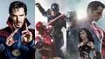 Bảng xếp hạng 6 bộ phim siêu anh hùng lớn nhất năm