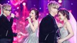 Hương Tràm hóa cô dâu xinh đẹp, hạnh phúc trong vòng tay Bùi Anh Tuấn