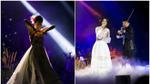Linh Nga, Thu Phương bay bổng cùng tiếng đàn violin Hoàng Rob