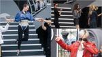Thu Minh bay như chim, Sơn Tùng 'chất lừ' trên sân khấu tổng duyệt cùng Wonder Girls