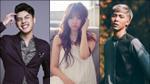 Làn sóng xanh 2016: Noo Phước Thịnh, Hari Won, ERIK (MONSTAR) 'lăm le' Single của năm