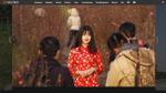 'Cô gái Việt đứng giữa vườn đào' trong bộ ảnh của hãng thông tấn Reuters danh tiếng là ai?
