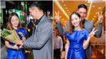 Vắng mặt vợ, Bình Minh tận tình tiếp đón 'người tình' Lan Phương