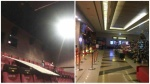 Hà Nội: Mảng trần nhà ở rạp chiếu phim Lotte Keangnam rơi trúng đầu, cô gái trẻ nhập viện cấp cứu