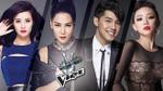 Chính thức: 'Chị đại' Thu Minh trở lại, Đông Nhi, Noo Phước Thịnh, Tóc Tiên lần đầu ngồi ghế nóng The Voice 2017