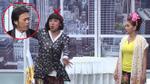 Trấn Thành - Lê Giang kịch liệt tố nhau phẫu thuật thẫm mỹ trên sóng truyền hình, khiến NSƯT Hoài Linh không thể ngồi yên