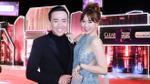 'Vợ chồng son' Hari Won - Trấn Thành tình cảm nhận cúp tại lễ trao giải ZMA
