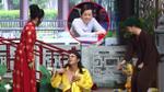 NSƯT Hoài Linh 'đứng hình' khi Jun 365 cởi áo trước mặt khán giả trên sân khấu Ơn giời