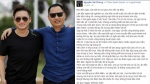 HLV Nguyễn Hải Phong, Công Nam cùng viết tâm thư chúc mừng sinh nhật Phan Mạnh Quỳnh