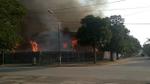 Cháy lớn tại khu đô thị Ciputra ven hồ Tây, Hà Nội