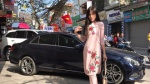 Sự thật đằng sau câu chuyện Hoa hậu Kỳ Duyên bị hàng xóm tố đỗ xe 'kiểu hoa hậu'