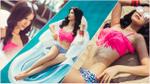 Diện bikini khoe đường cong nóng bỏng, Đông Nhi khiến fan ngỡ ngàng trong MV mới