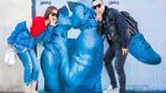 Ngọc Trinh đang ở Paris, 'rục rịch' cùng ekip làm show hoành tráng tại trời Âu