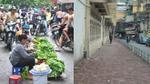 Hà Nội thay đổi như thế nào trong ngày toàn thành phố ra quân xử lý lấn chiếm vỉa hè