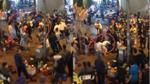 Gần chục người Việt đánh đuổi 2 khách Tây trên phố Tạ Hiện