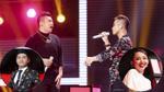Noo Phước Thịnh khen Tóc Tiên khôn khéo sau tiết mục dễ thương của cặp hot boy The Voice