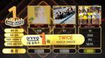 TWICE thắng áp đảo Taeyeon (SNSD) trên sân khấu Inkigayo