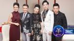 Bộ tứ HLV 'ton-sur-ton', lo lắng trước buổi ghi hình vòng Đối đầu Thần tượng Bolero 2017