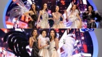The Face Thái tiếp tục 'tạo bão' khi nhá hàng màn catwalk mô phỏng Victoria's Secret Fashion Show
