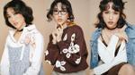 Diệu Nhi bất ngờ diện 'chất' như fashionista Hàn Quốc
