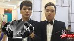 Anh Đức The Voice không hài lòng tiết mục 'Nắm lấy tay anh' tại vòng Đối đầu cùng Ngọc Duy