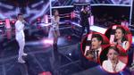 Tiết mục mash up loạt hit khủng của 3 'trò cưng' khiến HLV Noo Phước Thịnh 'bất đồng quan điểm' với cả 3 HLV còn lại