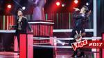Học trò Tóc Tiên 'đốt cháy' sân khấu Giọng hát Việt với hit của Lady Gaga
