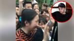 Clip: Noo Phước Thịnh 'hoang mang', ngỡ ngàng khi bị hàng nghìn fan 'bao vây' tại Hà Nội