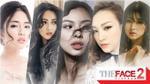 5 cô gái còn lại có gì thu hút bạn trong Top 10 The Face Online?
