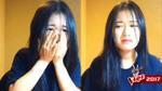 Sau chiến thắng vòng Đối đầu, Han Sara bật khóc nức nở: 'Mình rất thương team Noo!'