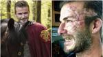 Khó lòng nhận ra David Beckham 'kinh dị' thế này trong phim mới