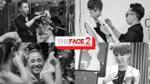Ngất ngây với những khoảnh khắc hậu trường 'ngưng đọng thời gian' của Top 9 The Face Online