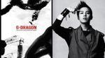 G-Dragon (BigBang) tung poster solo concert tháng 6 'nóng hừng hực'
