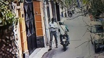 Tranh cãi hình ảnh người đàn ông 'nguỵ trang' Grabbike để thực hiện hành vi cướp giật?