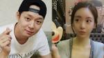 Than phiền mặt sưng và cơ thể tăn gần 6 kg, hôn thê của Park Yoo Chun bị nghi có bầu trước khi cưới