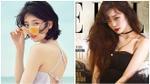 Hai nữ thần Suzy - Sulli đọ sắc, fan bối rối không biết ai đẹp hơn
