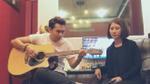 Clip: Thu Hà The Voice mashup 2 bản hit 'đỉnh' của HLV Đông Nhi và Noo Phước Thịnh